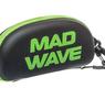 Mad Wave etui na okulary pływackie green