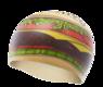 Tyr czepek pływacki Hamburger