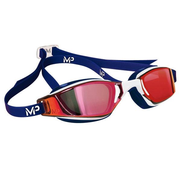 MP Michael Phelps Okulary startowe pływackie XCEED Titanium