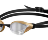 Arena okularki Cobra Core Swipe Mirror Silver