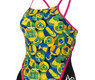 MP Michael Phelps kostium damski Carimbo D38