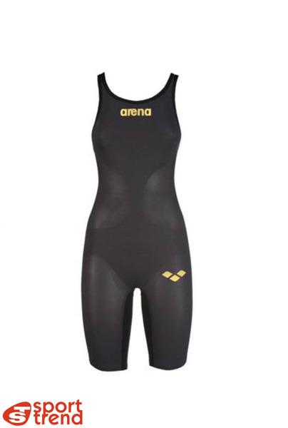 003f92e4a0ee8b Pływacki damski strój startowy Arena Carbon Air Open Dark Grey Black ...