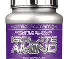 Scitec Nutrition Isolate Amino 500 caps.