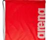 Arena worek mesh fluo red