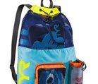 Tyr plecak  Big Mesh Mummy Bag blue/yellow