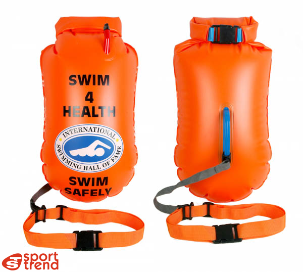 Boja Asekuracyjna Saferswimmer Akcesoria Pływackie